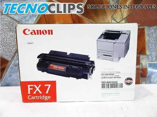 Toner canon fx7