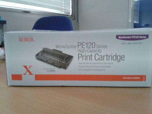 Toner xerox workcentre pe 120 serie. 013r00606 original