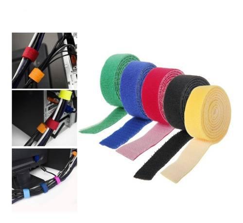 5 pcs color multifuncion velcro informatico unione ufgx