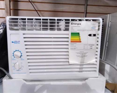 Aire de ventana general plus control manual tienda física