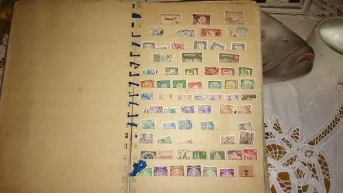 Estampilla para coleccionista (timbre fiscal)