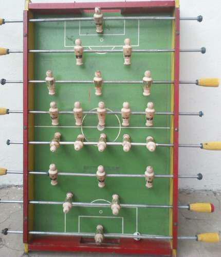 Futbolito o futbolin grande, usado, en buenas condiciones