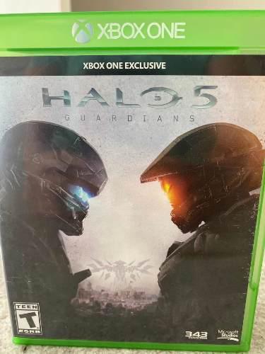 Halo 5 guardians para xbox one como nuevo