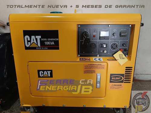 Planta electrica 10kva diesel+ats 110/220v insonora2200trump