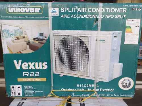 Split de 12 aire acondicionado nuevo marca imnovair