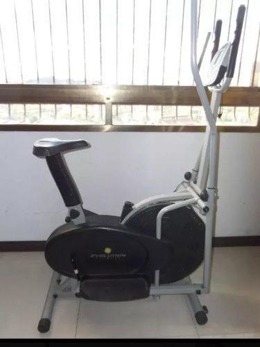 Bicicleta orbitrek evolution fitness maquina de ejercicio