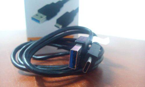 Cable argom usb tipo c de 1mts **3vrd