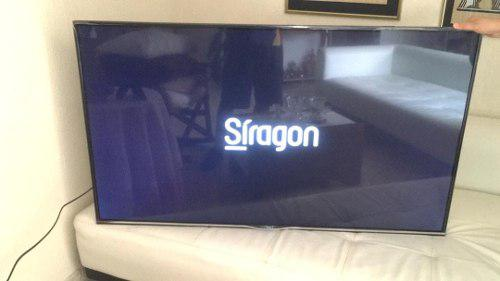 Smart tv 4k ultra hd tv-9155 siragon 55 pantalla led