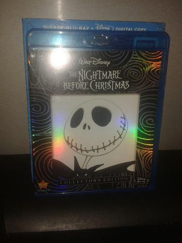 The nightmare before christmas, bluray
