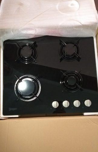 Tope cocina de siragon de 4 hornillas a gas