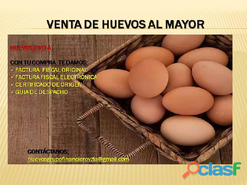 VENTA DE HUEVOS AL MAYOR 2