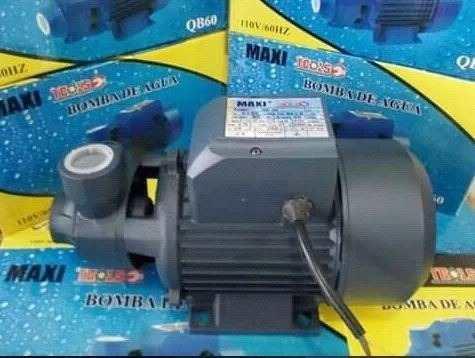 Bomba de agua 1/2 hp y de 3/4 hipo 110v 60hz