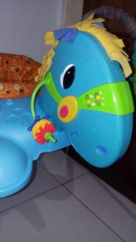 Caballito Brinca Brinca Fisher Price Para Bebés