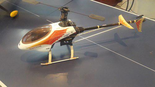 Helicoptero raptor thunder tiger aeromodelismo