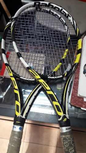 Raquetas tenis babolat 27 aeroproteam perfecto estado 280 g