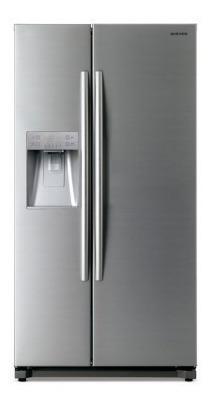 Refrigerador de dos puertas daewoo 509 l /19pies c tienda f.