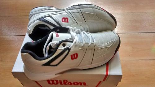 Zapatos de tenis wilson, 10.5 americano