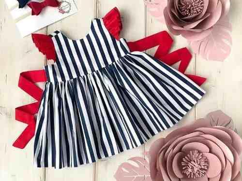 Confeccionamis ropa para niñas a la moda