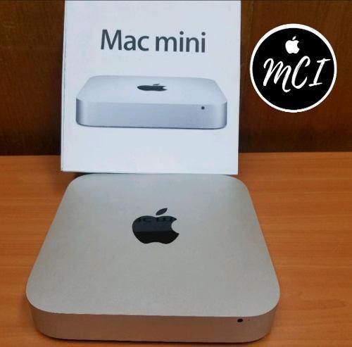 Mac mini 2014 caja acc impecable garantia tienda fisica mci