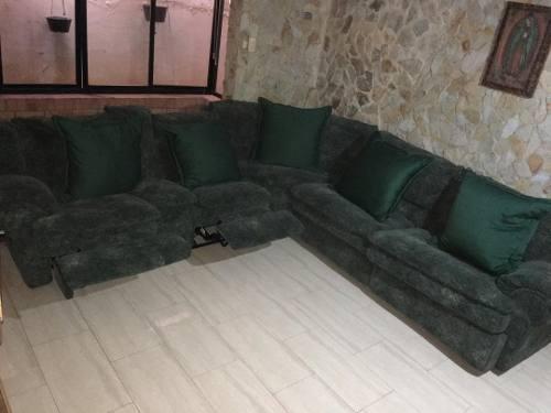 Muebles modulares reclinables y sofá cama