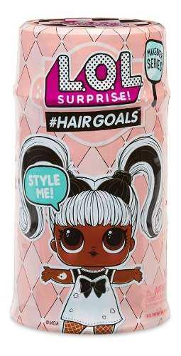 Muñeca lol surprise hair goals nueva serie