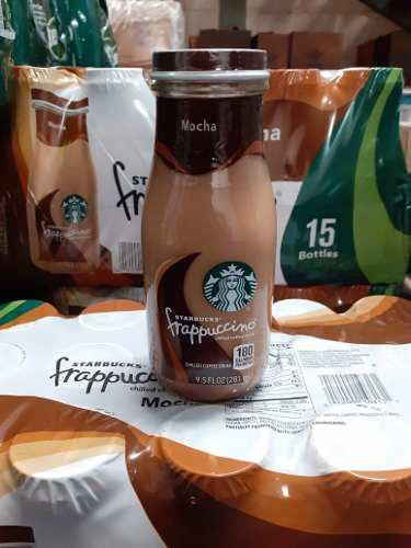 Bebida fría. mocha starbucks. 280 ml