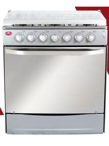Cocina de 6 hornillas nuevo