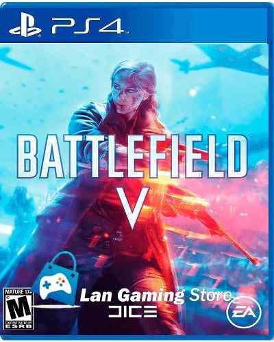 Juego original battlefield 5 ps4 tienda fisica