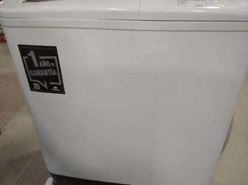 Lavadora 5kg 145$ nueva semiautomatica dobletina y garantia
