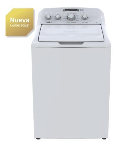 Lavadora aqua saver automática 17 kg mabe lma77114sbab0