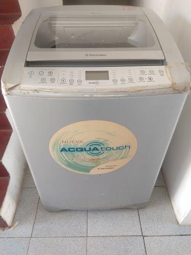 Lavadora electrolux aquac touch 16kg