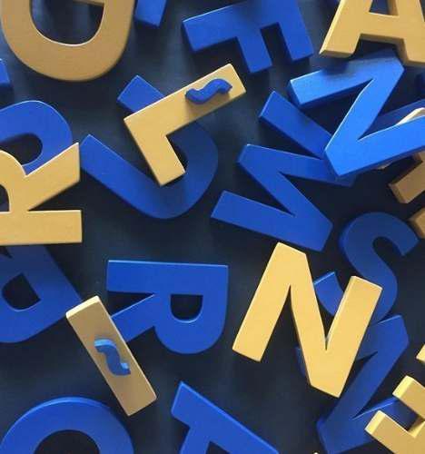 Letras nombres logos madera mdf laqueados
