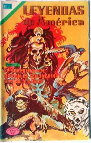 Oferta Suplemento Leyendas De América N°243 24 Agosto 1974