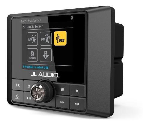 Reproductor marino jl audio madia master atv polaris