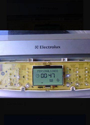 Tarjeta lavadora electrolux acquatouch modelo ewia16f3osjg