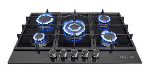 Tope De Cocina A Gas Para Empotrar 90