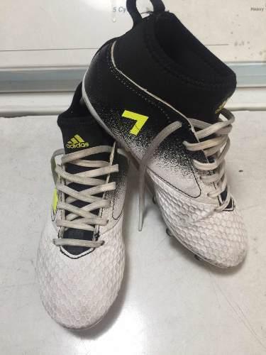 Zapatos de fútbol adidas original niño tacos talla 33
