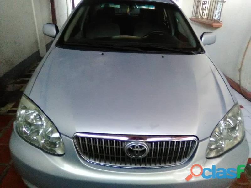 Toyota corolla sensación 2004