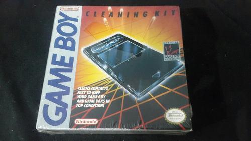 Gameboy Cleaning Kit / Kit De Limpieza Para Gameboy