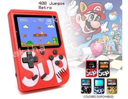 Super nintendo mini consola 400 juegos game boy oferton (18)