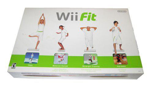 Wii Fit Tabla Alfombra