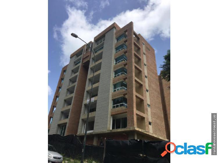 Apartamento en ccs - solarhatillo ls mls#17-3673