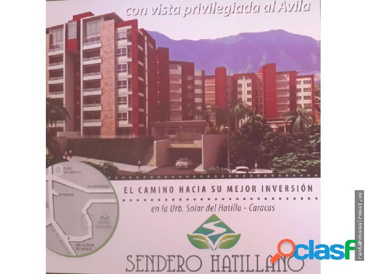 Apartamento en caracas - solarhatillo mls #15-8616