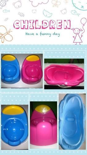 Bañeras de niña y niño