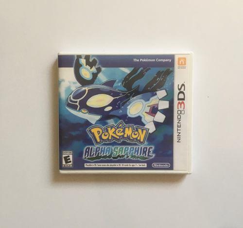 Juegos 3ds, Psp Pokemon Alpha Sapphire Mario Kart 7