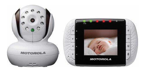 Monitor motorola para bebé con 2 cámaras