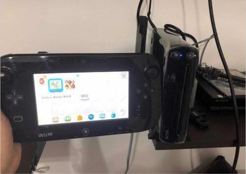 Nintendo Wii U Negro De 32gb
