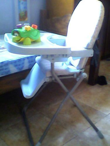 Silla comedor bebe