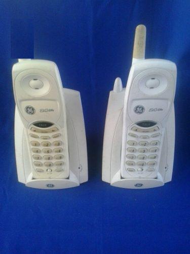 Teléfonos Inalámbricos / General Electric