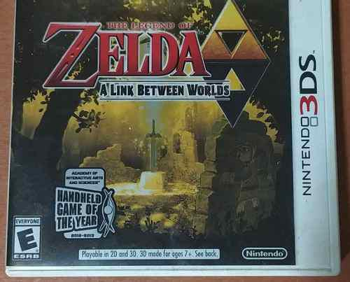Zelda A Link Between Worlds + Phantom Hourglass